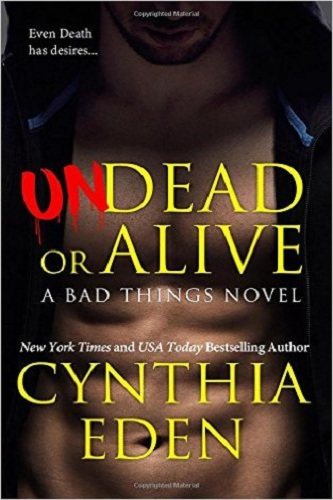 Undead-Or-Alive-Bad-Things-Volume-3-Review